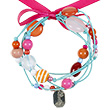 Bracelets Delphi multicolores - Bijoux pour enfants Souza for kids