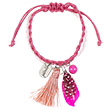 Bracelets Chaira rose/fuchsia - Bijoux pour enfants Souza for kids