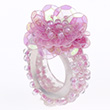 Mira Ring - Pink - Kid's Jewelry Souza for kids