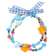Bracelets Ciske bleu/orange - Bijoux pour enfants Souza for kids