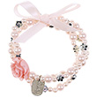 Carolien Bracelets light pink/silver - Kids Jewelry Souza for kids