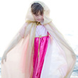 Royal Princess Cape - Kid Costume Great Pretenders