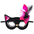Smittin Kitten Mask - Costume Accessory Great Pretenders