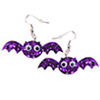 Pair of Sparkle Bat Earrings Great Pretenders