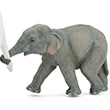 Baby Asian elephant - Toy Figurine Papo