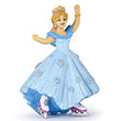 Princess with ice skates - Papo Figurine Papo