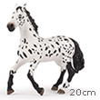 Grand cheval appaloosa - Grande figurine Papo 20cm