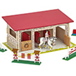Horse Riding Gift Box - Stable an figurines Papo