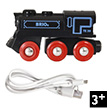 Rechargeable Engine with mini USB cable BRIO