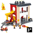Central Fire Station - BRIO buildings and accessories BRIO