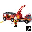 Emergency Fire Engine - BRIO Vehicles BRIO