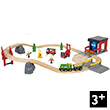 Rescue Emergency Set - Wooden Train Set BRIO