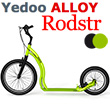 Dragstr Scooter - Green Black - Yedoo ALLOY Yedoo