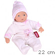 Mini Muffin pink Pajamas 22cm - No Hair - Soft Body