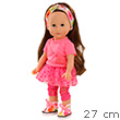 Chloe - Just Like Me Götz Doll 27 cm