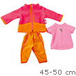 Sport Outfit for 45-50cm Doll Götz Dolls