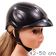 Equestrian Helmet for 42-50cm Doll
