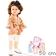 Charlotte articulated Doll 50 cm - Götz Happy Kidz