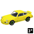 Porsche Carrera RS -Model Car with Pullback Motor Welly