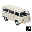Volkswagen T2 (1972) - Model Car with Pullback Motor Welly