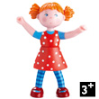 Mette Doll Girl - Little Friends Haba