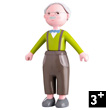 Grandpa Kurt Doll - Little Friends Haba