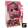 Amelia Dollhouse with furniture and 2 stairs KidKraft