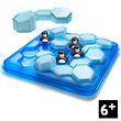 Penguins Pool Party - 1 player puzzle game Smart Games