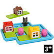 Three Little Piggies - Preschool Puzzle Game Smart Games
