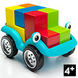 Smartcar 5x5 - Preschool Puzzle Game Smart Games