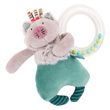 Ring Rattle Toy with balls Cat - Les Pachats Moulin Roty