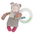 Ring Rattle Toy with balls Mouse - Les Pachats Moulin Roty