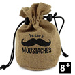 Le sac à moustaches - Game of skill