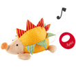Musical Hedgehog - Rattle Toy Sigikid