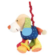 Vibrating Dog Rattle Toy - Play-Q Sigikid