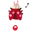 Musical Beetle - Rattle Toy Sigikid