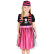Angelica - Pirate dress with bandana - Girls Costume Rose & Romeo