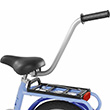 Bicycle training aid Puky FLH - Silver Puky