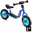 Kids learner bike LRM - Blue - Learning Bike Puky