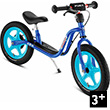 Kids learner bike LR 1L Br with brake - Blue Puky