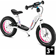 Kids learner bike LR XL with brake - White Puky