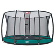 Trampoline BERG InGround Elite+ avec filet de protection T-series BERG