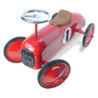 Red car ride on toy Vilac